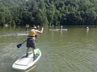 stand up paddle board chattooga