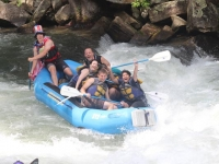 nantahala whitewater rafting