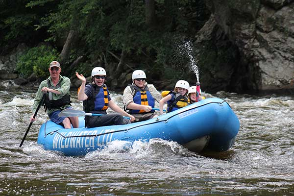 White water rafting Gatlinburg - Pigeon - Wildwater