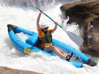 whitewater rafting chattooga section 3