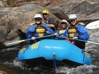 white water rafting chattooga river georgia